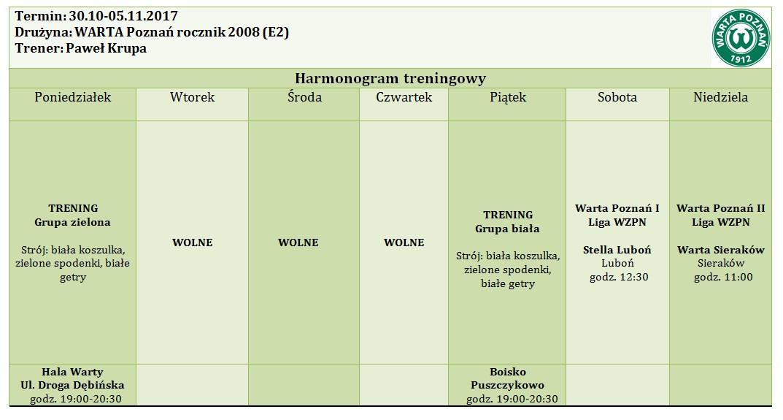HARMONOGRAM 12 2017-2018