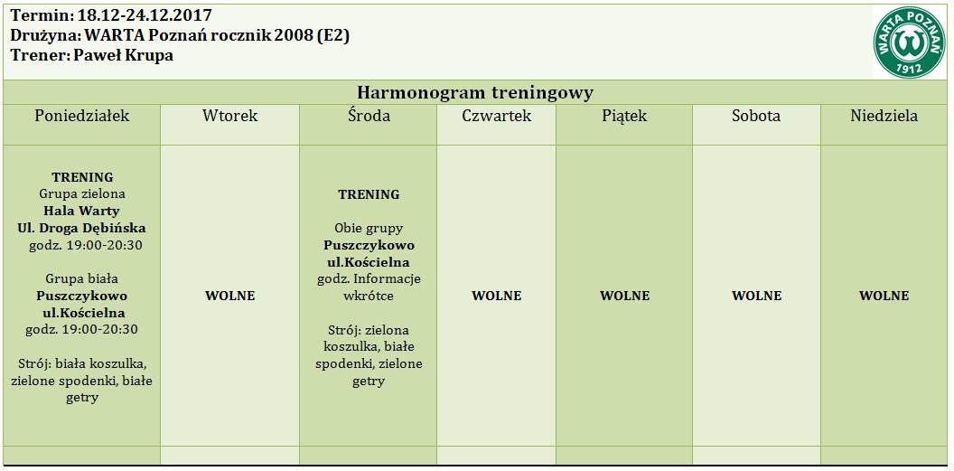 HARMONOGRAM 19 2017-2018