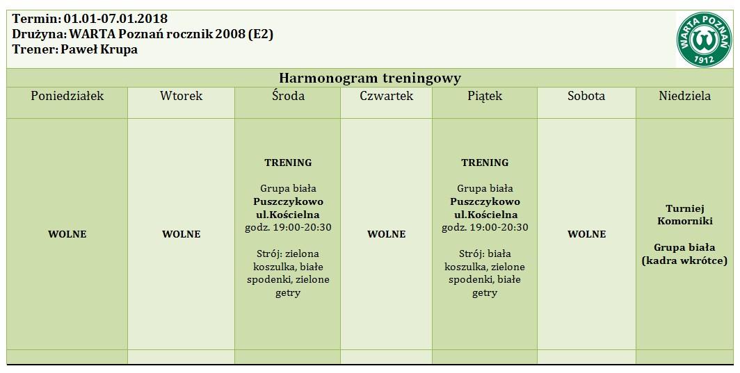 HARMONOGRAM 20 2017-2018